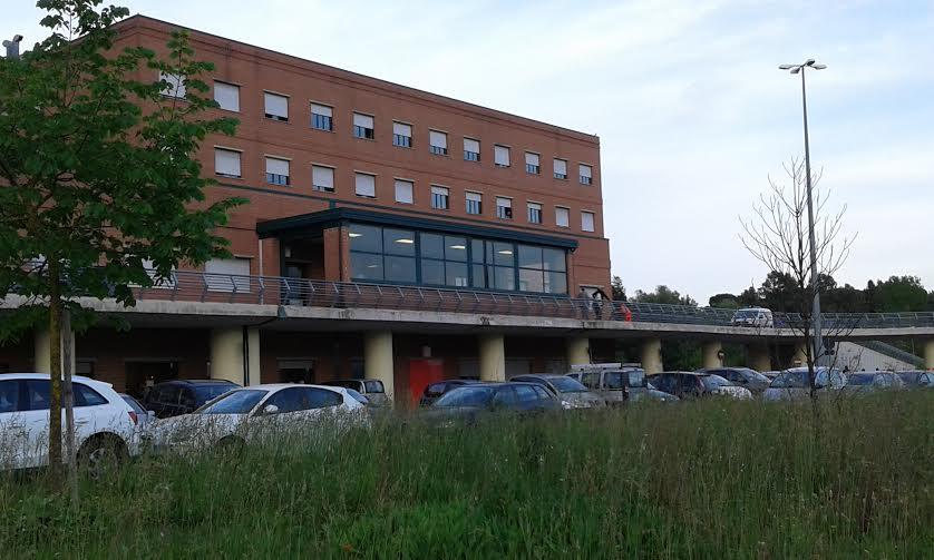 ospedale cassino foto mia